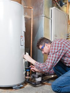 water heater repair - minimum cost, maximum cost, average range